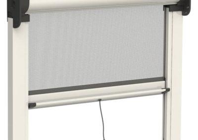 Zanzariera per finestra a scorrimento verticale MV Line