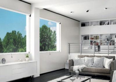 MV Line - Zanzariera, tipo minima, finestre soggiorno