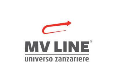 mv line zanzariere logo