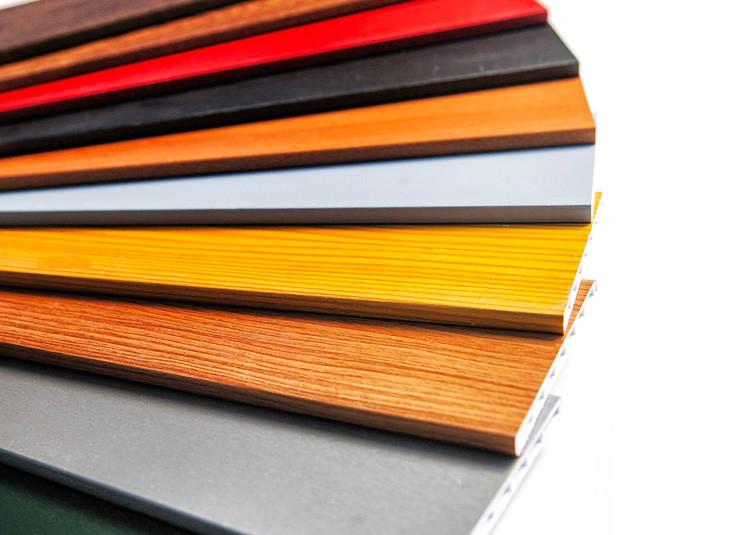 serramenti pvc personalizzazione del colore