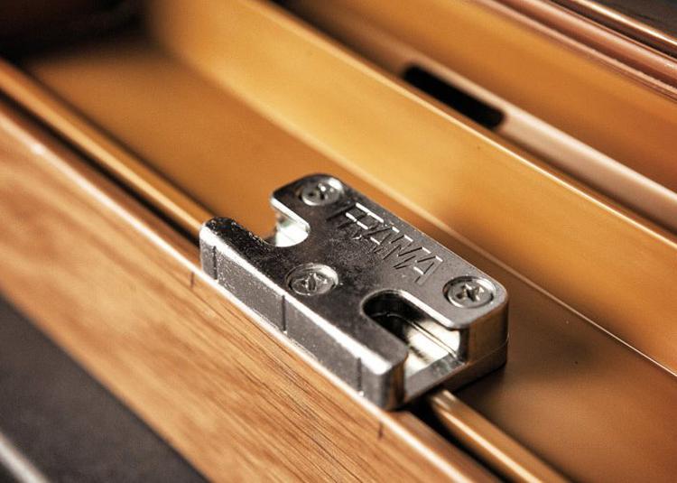 serramenti antieffrazione: aumenta l'efficacia della chiusura antiscasso
