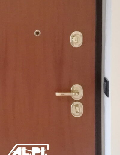 porte blindate torino, serratura sicurezza new power